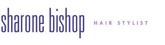 Logo Sharone Bishop Hair Stylist
